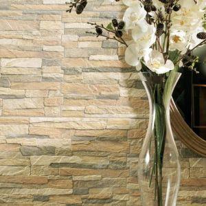 Gres porcellanato effetto pietra AitanaJet Ceramica Europea per rivestimento faccia a vista da interno ed esterno