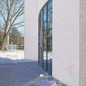Pietra finta-ricostruita Slimfix Bianco Biopietra da rivestimento interno ed esterno