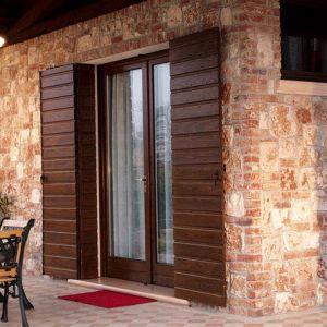 Pietra naturale Rosa Mister Brick per rivestimento faccia a vista da interno ed esterno