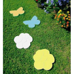 Passo giapponesi per giardino fiori e farfalle fai da te - Palazzetti