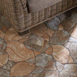 Gres porcellanato effetto pietra CanetJet Ceramica Europea per rivestimento faccia a vista da interno ed esterno