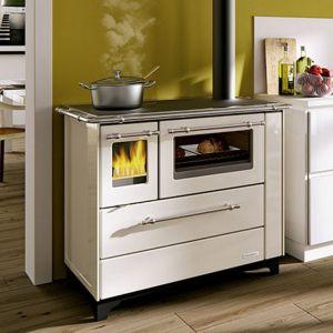 Cucina a legna tradizionale da Alba 3,5 - 4,5 kw Palazzetti