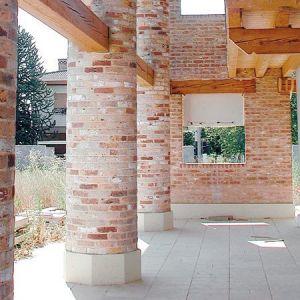 Mattone naturale Mister Brick per rivestimento faccia a vista da interno ed esterno