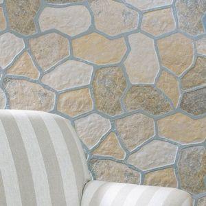 Gres porcellanato effetto pietra CanteraJet Ceramica Europea per rivestimento faccia a vista da interno ed esterno