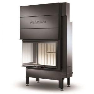 Caminetto a Gas Sunny Fire SF 80/100 3D Palazzetti - Edilvetta Verona