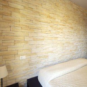 Pietra finta-ricostruita Montana Light Beige Biopietra da rivestimento interno ed esterno - Edilvetta Verona