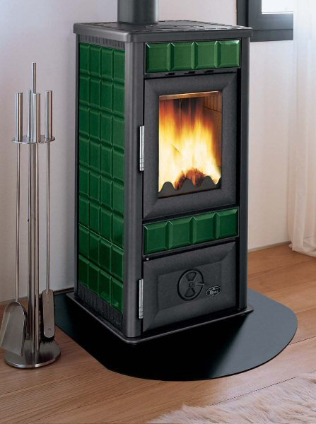 Stufe e cucine a legna verona edilvetta - Stufe a legna per cucinare e riscaldare ...
