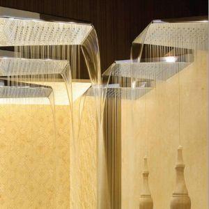 Soffione doccia con cascata Arethusa Tender Rain - Edilvetta Verona