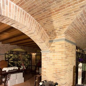 Pietra finta-ricostruita Listello Lago di Garda Bardolino Biopietra da rivestimento interno ed esterno