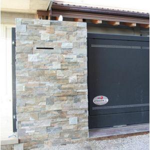 Pietra naturale Canova Maspe per rivestimento faccia a vista da interno ed esterno