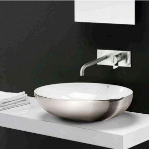 Lavabo Thin con effetto cromato esterno - AeT Italia - Edilvetta Verona
