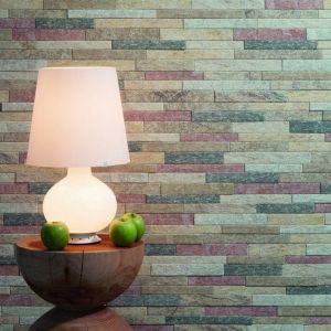 Rivestimenti in pietra ricostruita linea Tekna Regolo Mix color Maspe