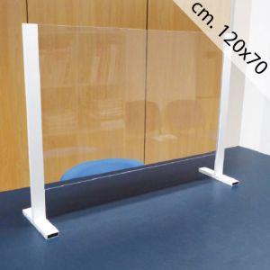 Barriera Protettiva Anticontagio in Acrilico cm. 120x70