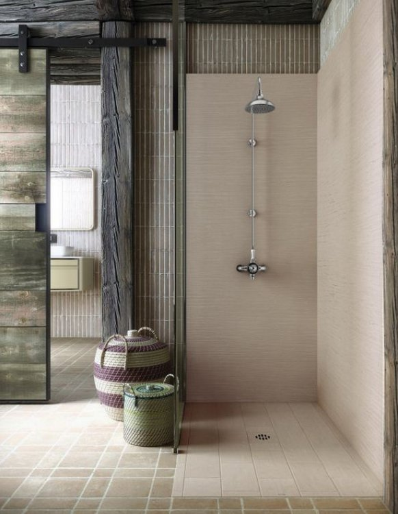 Pannello rivestimento pareti bagno e doccia design moderno for Pannelli rivestimento doccia