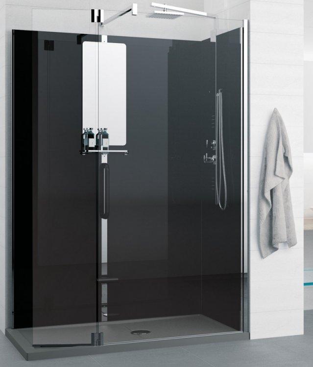 Pannello rivestimento pareti bagno e doccia design moderno verona edilvetta - Bagno senza rivestimento ...