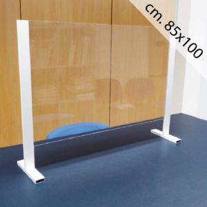 Barriera Protettiva Anticontagio in Acrilico cm. 85x100