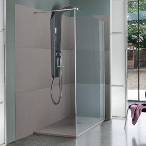 Rivestimenti doccia abbinati al piatto doccia Stonefit Samo - EDILVETTA Verona