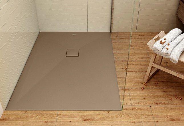 Piatto doccia ceramica alta resistenza colorato su misura Althea ...