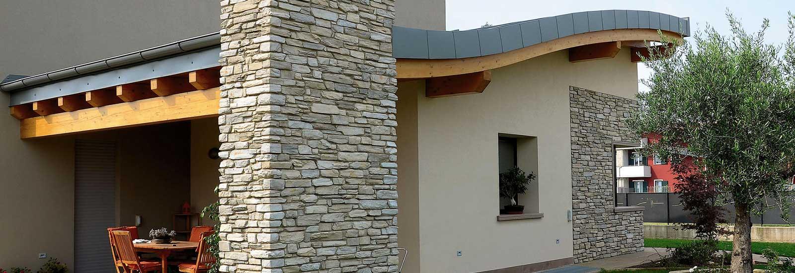 Pietre e mattoni ricostruiti